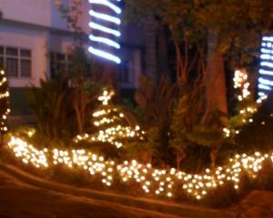 imagem Hipermarcas São Roque decoração Natalina